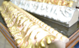 Cornici per stampe e tele cornici silver plated a padova for Vendita cornici per quadri