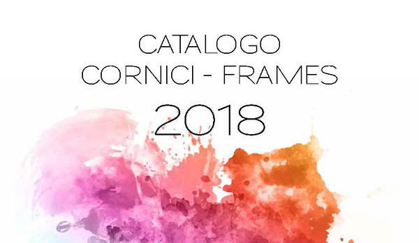 catalogo cornici Vip Style 2018